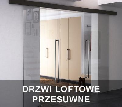 Drzwi Loftowe Przesuwne